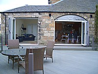 ... Possibilities Using Multi Fold Doors From Abacus & Bi Folding Doors by Abacus