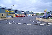 Factory and Industrial Estate Projects